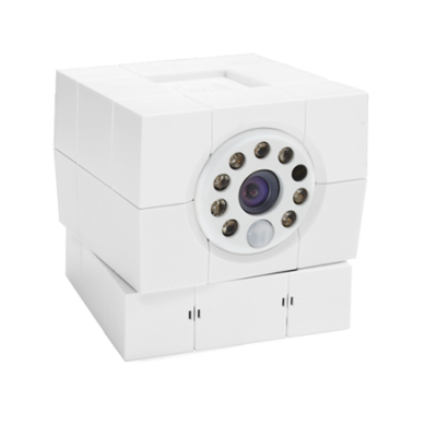 Amaryllo Fairy (ACC1308F2WH) 1MP Wireless Face/Audio/Pet detection (dog/cat/bird) 360 degree viewing