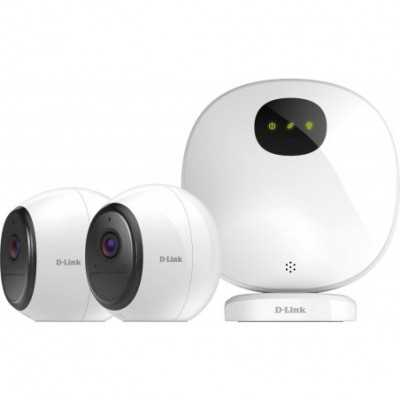 D-link (DCS-2802KT) Wire-Free Camera Kit