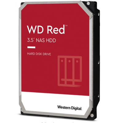 """WD 3.5"""" Red NAS 6TB (WD60EFAX) 256MB 5400RPM SATA3 Hard Disk Drive"""