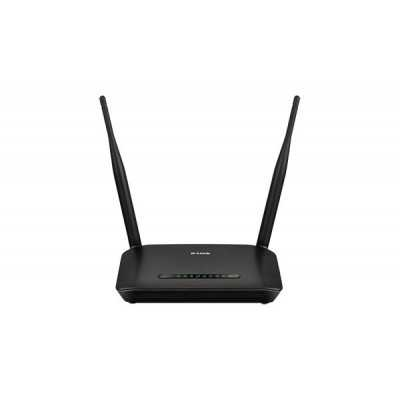 D-LINK (DSL-2740M) Wireless N300 ADSL2 Modem Router with 4 x 10/100 Ethernet Ports