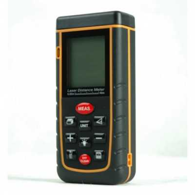 Partlist Laser Distance Meter with Level Bubble 0.05 - 40 Meter(RZA40)