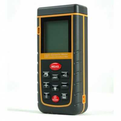 Partlist Laser Distance Meter with Level Bubble 0.05 - 60 Meter(RZA60)