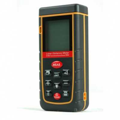 Partlist Laser Distance Meter with Level Bubble 0.05-80M (RZA80)