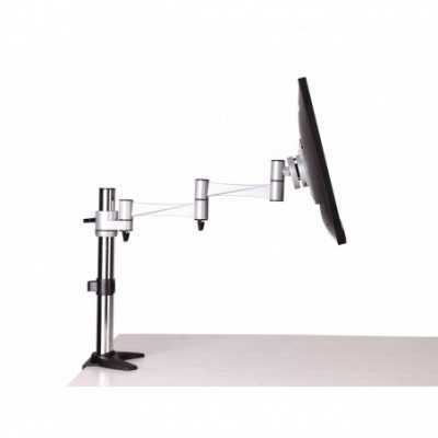 Brateck BT-LDT02-C012 Single LCD Monitor Table Stand w/Arm Desk Clamp