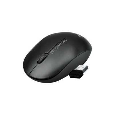 ALCATROZ (Airmouse Duo2- Black) Bluetooth 2.4G wireless Optical Mouse