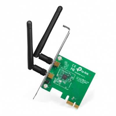 TP-Link (TL-WN881ND) 300Mbps Wireless N PCI-E Adapter