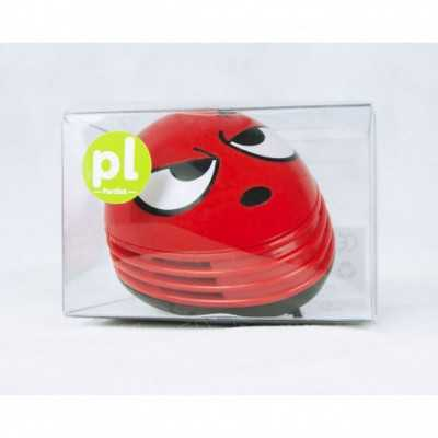 Partlist Red Face Mini Vaccum Dust Cleaner (OEVCSM)