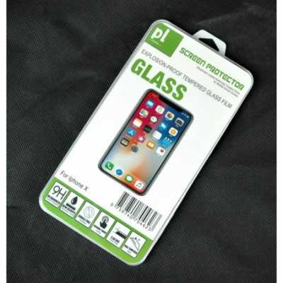 Partlist iPhone X Tempered Glass Screen Protector (1 Pack)