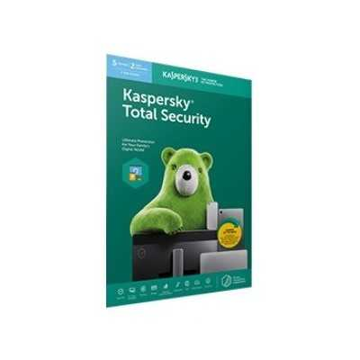 Kaspersky (KL1919EOAFS/1949EOAFS) Total Security OEM (1 Device 1 Year) Supports PC
