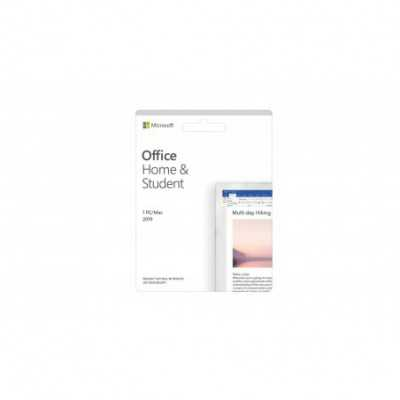 Microsoft (Office Home and Student 2019) (79G-05142) English APAC DM (1 User License) Medialess P6