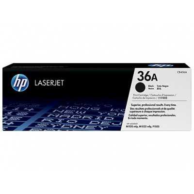 HP (CB436A) 36A Toner Cartridge - 2000 pages