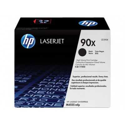 HP (CE390X) 90X Toner Cartridge High Capacity - 24000 pages