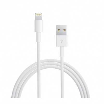 Cablelist 1Meter (USB-A Male to Lightning Male) Mobile Data/Charging Cable (UCABCLIP101)