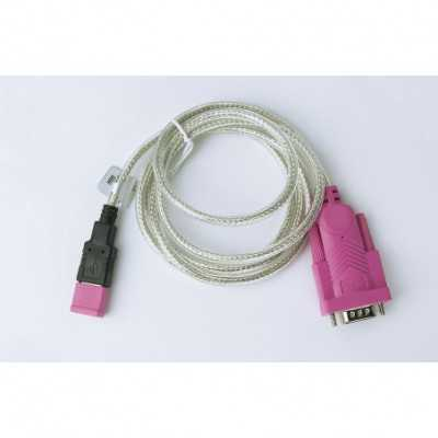 Partlist (USB-A Male to RS232 Female) Serial Printer Converter Adapter