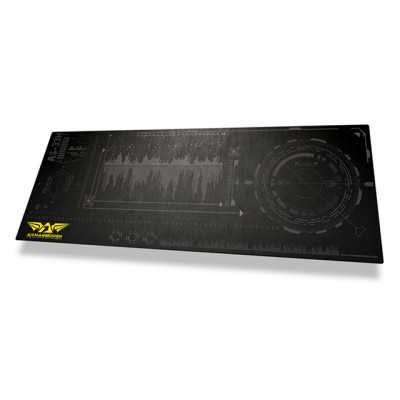 ARMAGGEDDON AS-33H Extra Large Mouse Mat - BLACK