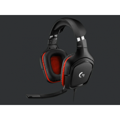 Logitech G332 (981-000823) Wired Gaming Headset