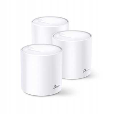 TP-Link Deco X20 (3-Pack) AX1800 Whole Home Mesh Wi-Fi System