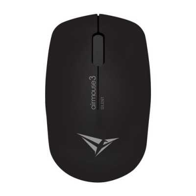 ALCATROZ (AIRMOUSE 3 Silent) Black 2.4G Wireless Mouse
