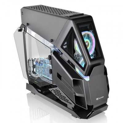 Thermaltake (AH T600 Black) Tempered Glass E-ATX Full Tower Case