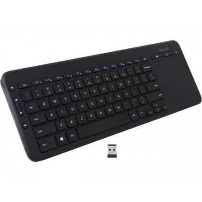 Microsoft All-In-One Media Wireless Keyboard with Trackpad