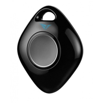 ALCATROZ ( Air-Tag 1000 )(Black) Single Pack Bluetooth Security Tag