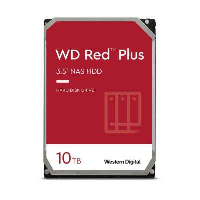 """WD RED 10TB (WD101EFBX) 3.5"""" 5400RPM NAS HDD"""