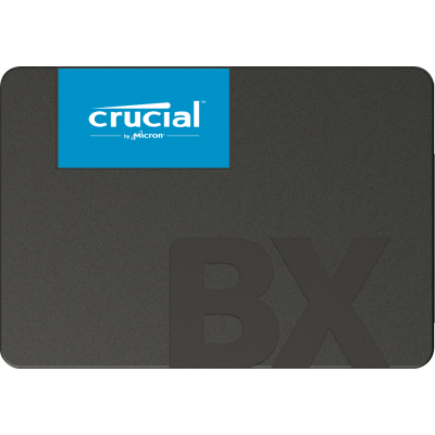 """Crucial 2.5"""" BX500 1TB (CT1000BX500SSD1) 3D NAND SATA Solid State Drive SSD"""
