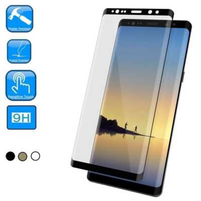 Partlist (PL-TGSG8CSG) Samsung Galaxy S8 Tempered Glass Screen Protector (Twin Pack)