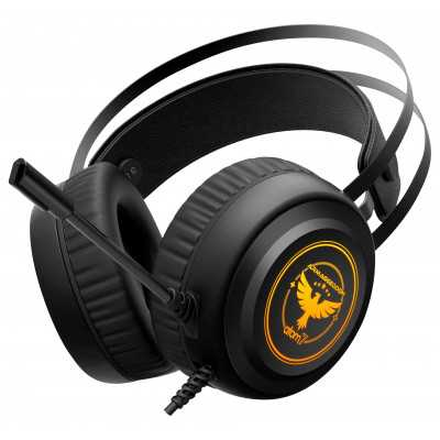 Armaggeddon( ATOM 7) 3.5mm Headset with Microphone (Multiple Color lights Variations)