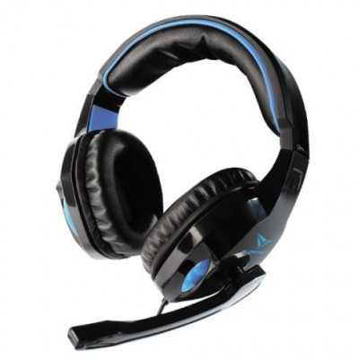 ALCATROZ (Alpha MG300A) (Black Blue) 3.5mm Headset with Microphone
