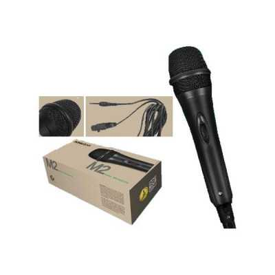 SONICGEAR M2 6.5mm Jack Wired Microphone with 3 meter cable