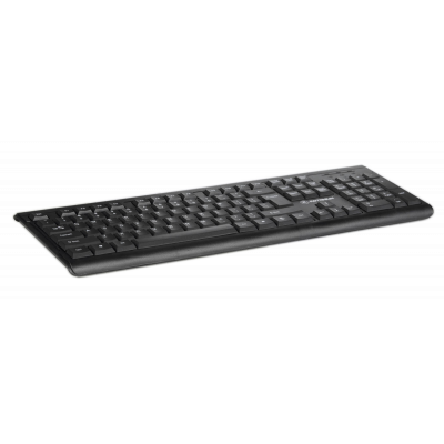 Rotanium (WOC01) Wired Office Desktop Combo Keyboard + Mouse