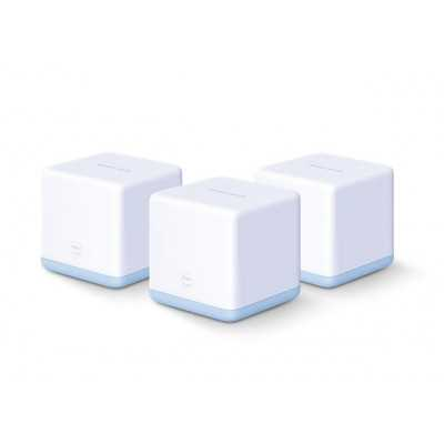 Mercusys (Halo S12) 3 pack AC1200 Whole Home Mesh Wi-Fi System