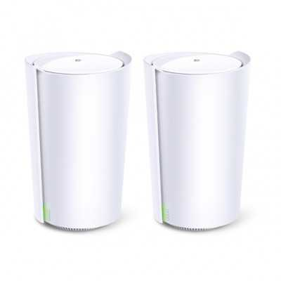 TP-Link DECO X90 (2-pack) AX6600 Whole Home Mesh Wi-Fi System