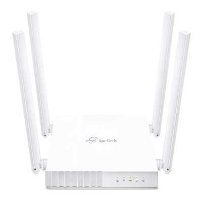 TP-Link (Archer C24) AC750 Dual-Band Multi Function Wifi Router