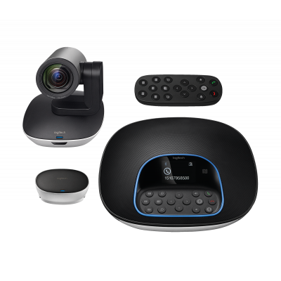 Logitech GROUP (960-001054) Video Conferencing System