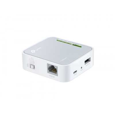 TP-LINK (TL-WR902AC) Wireless AC750 Pocket Size Travel Router